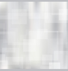 abstract squares pattern overlapping on gray and vector image