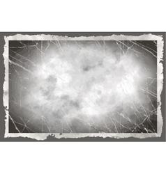 Empty backdrop vector image