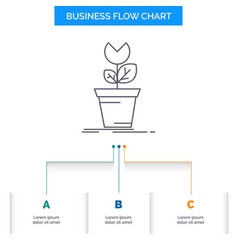 Adventure game mario obstacle plant business flow vector