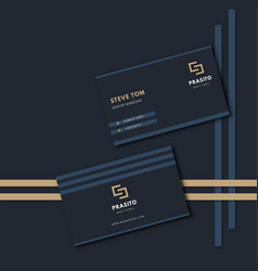 Bussiness-card vector