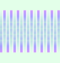 Purple and green pixel bar abstract background vector