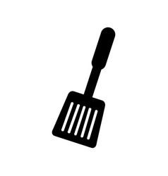 spatula icon vector image