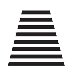 Staircase icon symbol design vector