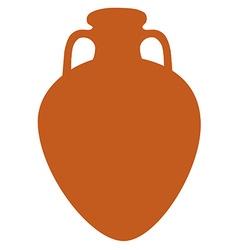 Amphora vector image vector image