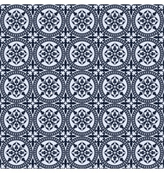 antique pattern vector image