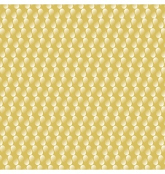 Gold metal background with white drops vector
