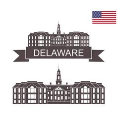 Delaware vector