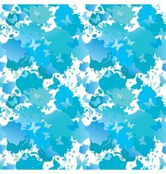 Summer seamless water drop 380 vector