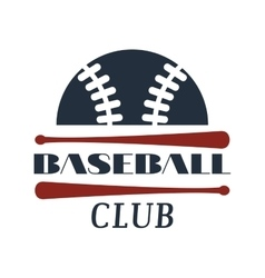 Baseball tournament professional badge vector