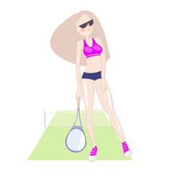active sport vector image