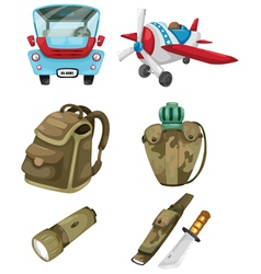 Army set vector