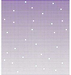Blue halftone background vector