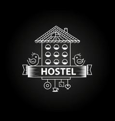 Hostel1 vector