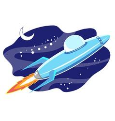 Jet space in sky vector