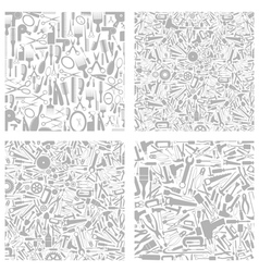 Tool a background5 vector image