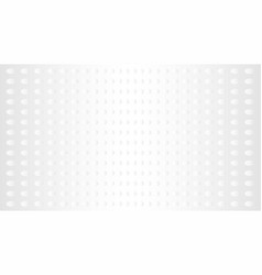 white background with gray light gradient vector image