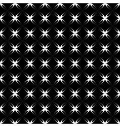 crisscross pattern vector image