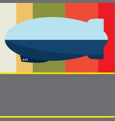 Flat design business concept vector