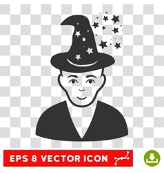 Magic Master EPS Icon vector