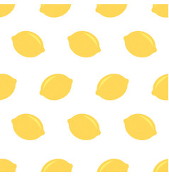 Fresh lemons background hand drawn icons doodle vector