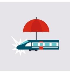 Travel Insurance vector image