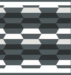abstract construction blocks seamless pattern vector image