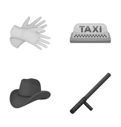 Cleaning clothing and other monochrome icon in vector