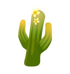 Icon cactus vector