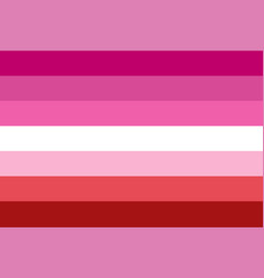 Lipstick lesbian vector