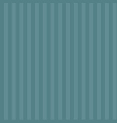 simple square seamless pattern of vertical blue vector image