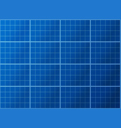 Solar panels as a background vector