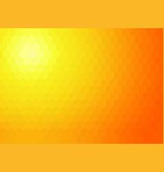 sunshine mosaic background vector image