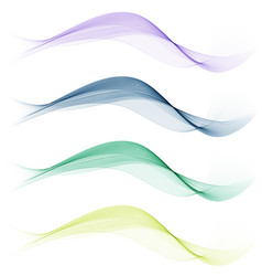 set of abstract wave vector image