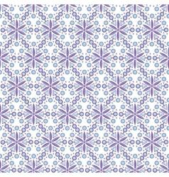 Abstract arabic islamic seamless geometric radial vector image