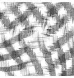 abstract monochrome halftone background dotted vector image