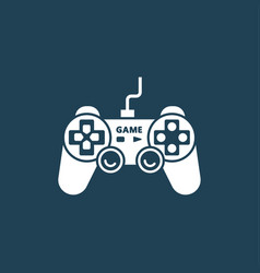 Joystick game control vector