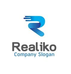 Realiko Logo vector