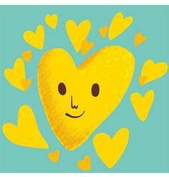 YellowHeart vector