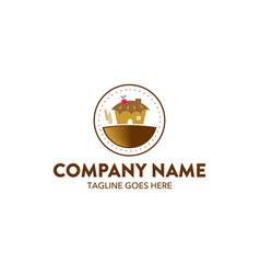 bakery logo-20 vector image