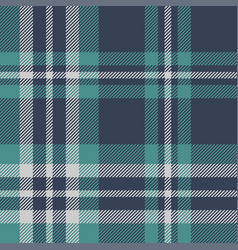 Green blue grey plaid pattern graphic vector