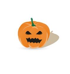 Halloween pumpkin vector