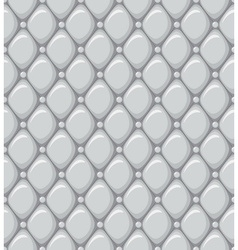 Seamless pattern a leather upholstery vector