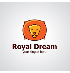 royal dream vector image
