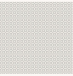 abstract seamless pattern of rhombuses and vector image