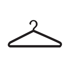 hanger icon synbol design vector image