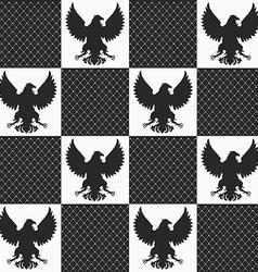 texture eagle9 vector image