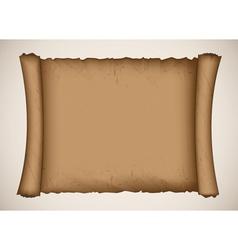 Ancient scrolls vector image vector image