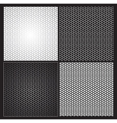 Checkered vector image