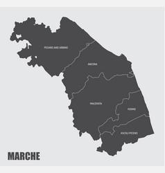 Marche Cartina.Ancona Italy Vector Images 43