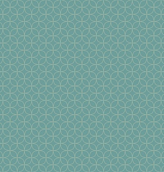 Seamless round corner squares pattern vector